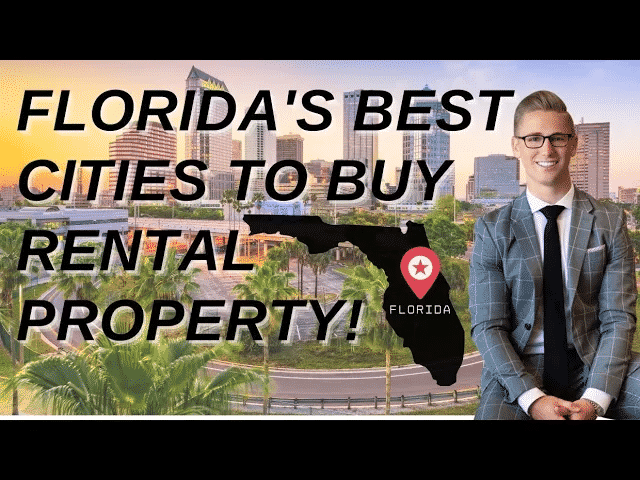 Florida's Best Cities to Buy a Rental Property | Where Should You Invest?